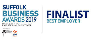 Suffolk Business Awards Finalist