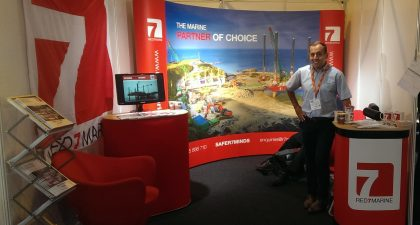 Red7Marine Attends The Marine & Coastal Civil Engineering Expo