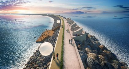 Should the Government Back the Tidal Lagoon Power Scheme?