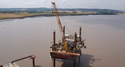 RED7MARINE PURCHASES 1,000 TONNE JACK-UP BARGE, THE HAVEN SEACHALLENGER